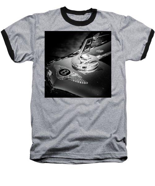 Bentley Hood Ornament Baseball T-Shirt