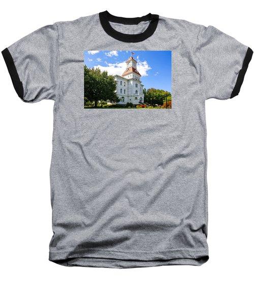 benton County Courthouse Baseball T-Shirt