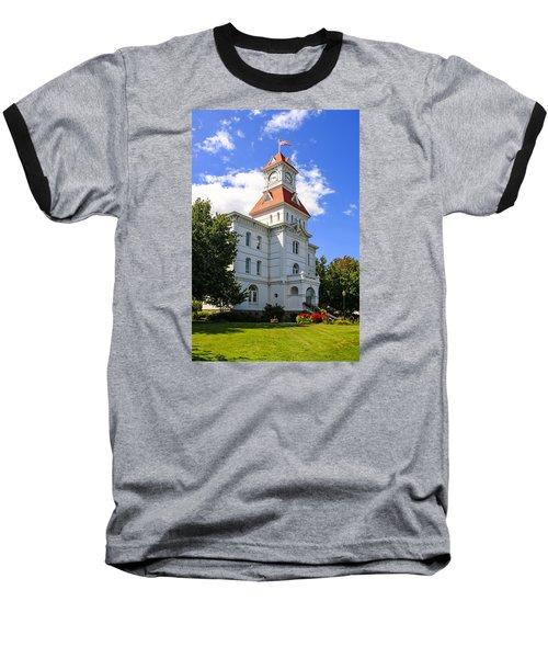 Benton Couty Courthouse Baseball T-Shirt