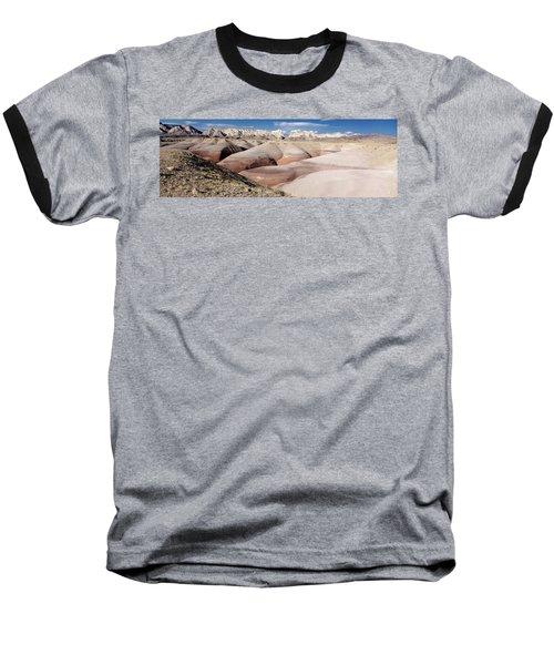 Bentonite Mounds Baseball T-Shirt