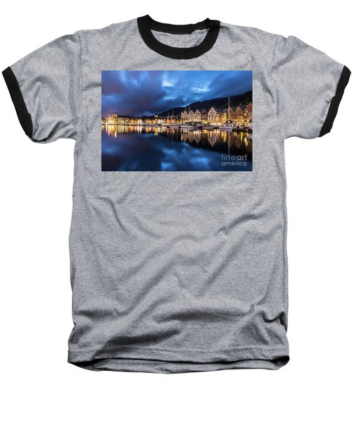 Bergen Harbor Baseball T-Shirt