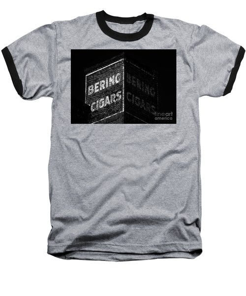 Bering Cigar Factory Baseball T-Shirt