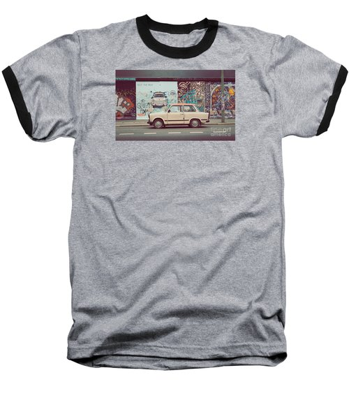 Berlin East Side Gallery Baseball T-Shirt