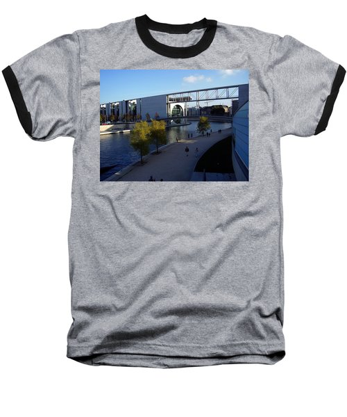 Berlin II Baseball T-Shirt by Flavia Westerwelle