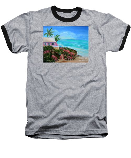 Bermuda Bliss Baseball T-Shirt