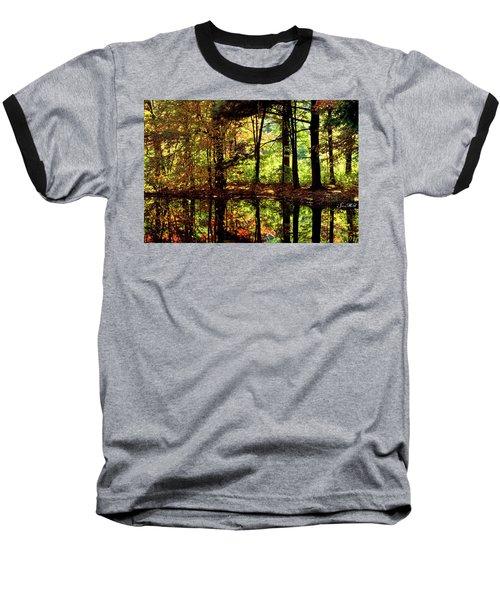 Bernharts Dam Fall 006 Baseball T-Shirt