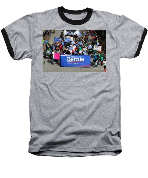 Bernie 2016 Baseball T-Shirt