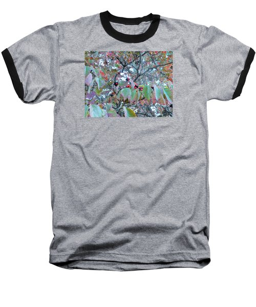 Baseball T-Shirt featuring the photograph Berries by Kay Gilley