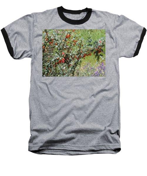 Berries On The Vine Baseball T-Shirt