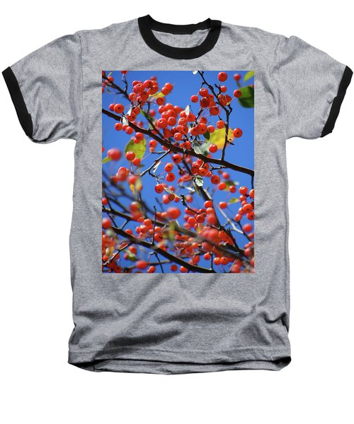 Berry Bunches Baseball T-Shirt