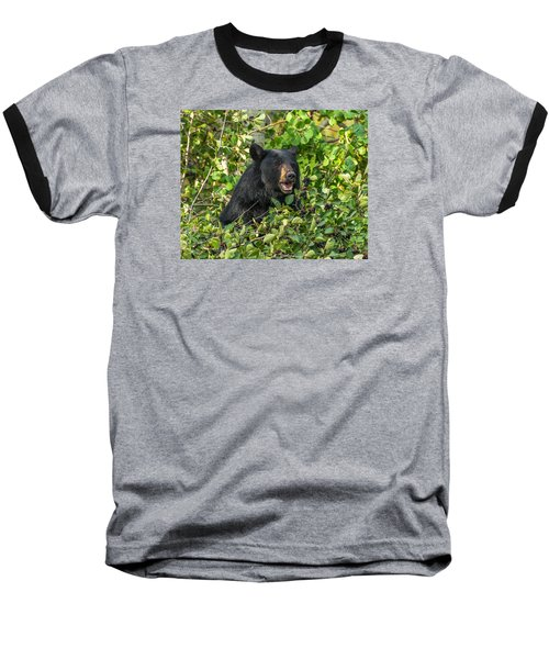 Baseball T-Shirt featuring the photograph Berry Good by Yeates Photography
