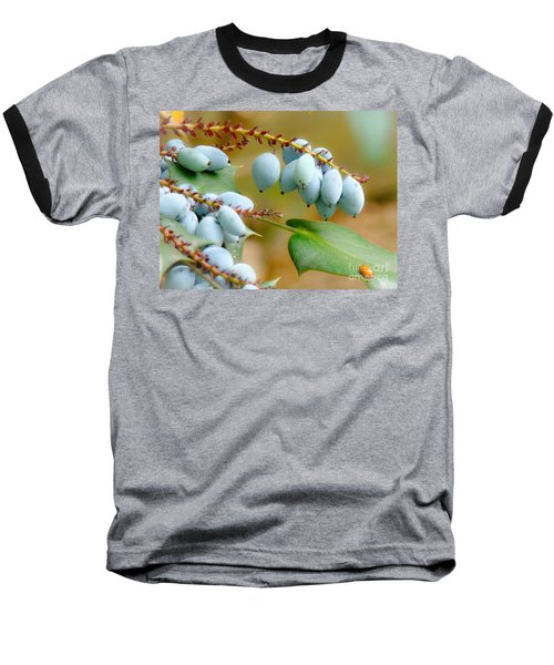 Baseball T-Shirt featuring the photograph Berrylicious  by Rand Herron