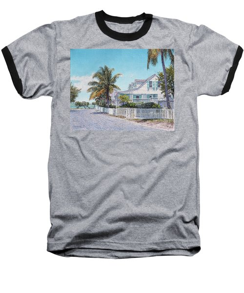 Beside The Point II Baseball T-Shirt