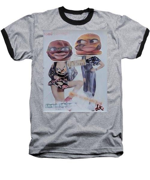Baseball T-Shirt featuring the photograph Best Buns by Lisa Piper