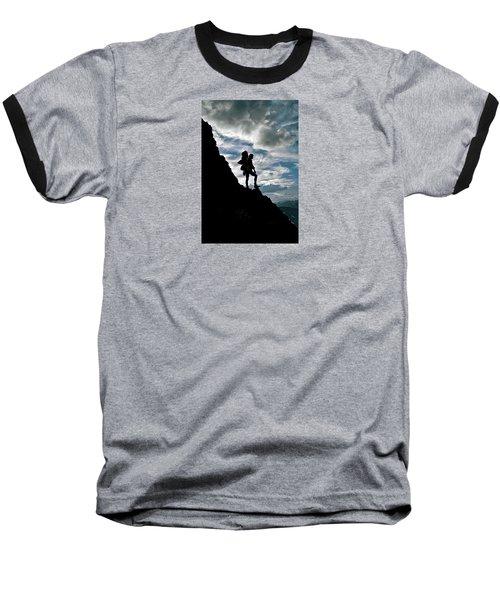 Best Foot Forward Baseball T-Shirt