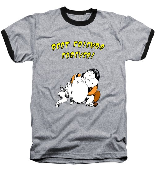 Best Friends Forever Baseball T-Shirt