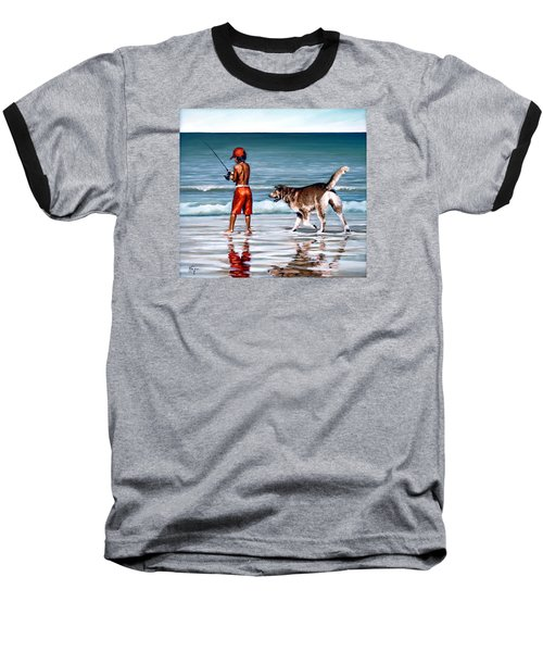 Best Friends II Baseball T-Shirt