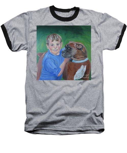 Best Pals Baseball T-Shirt