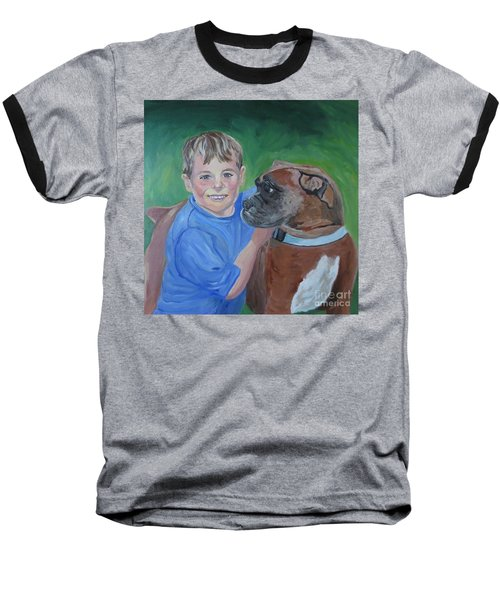 Best Pals Baseball T-Shirt
