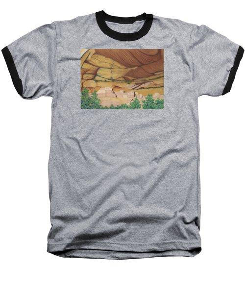 Betatakin Cliffdwellers Baseball T-Shirt