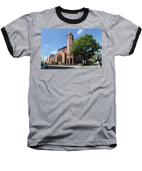 Bethesda Baptist Church Baseball T-Shirt