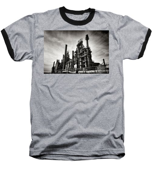 Bethlehem Steel Baseball T-Shirt