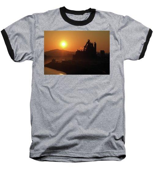 Bethlehem Sunrise Baseball T-Shirt