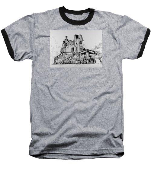 Betsy Ross' Home In Dover, N.j. Baseball T-Shirt
