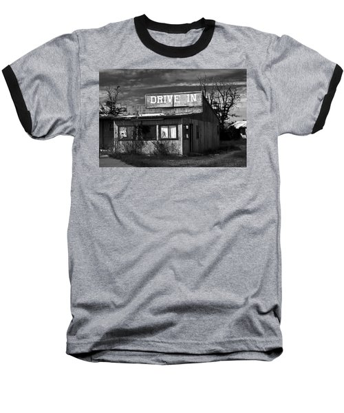 Better Days - An Old Drive-in Baseball T-Shirt