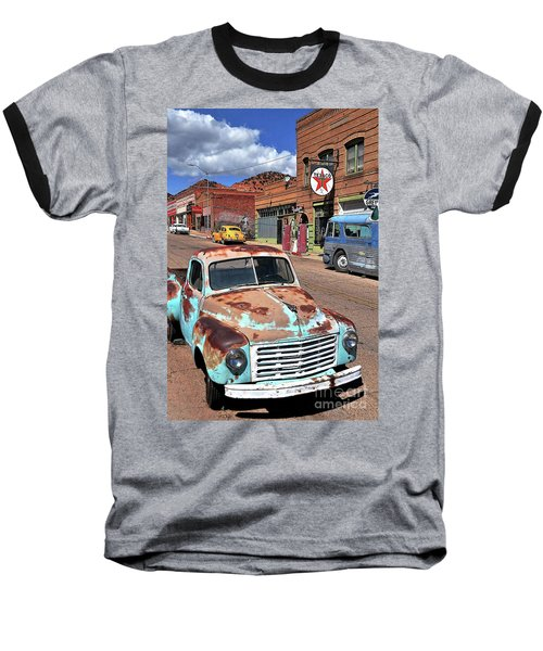 Baseball T-Shirt featuring the photograph Better Days by Gina Savage