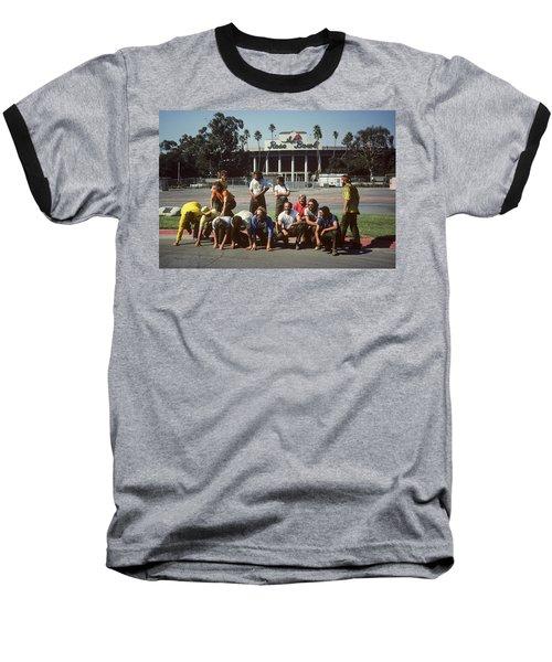 Between Fires Baseball T-Shirt