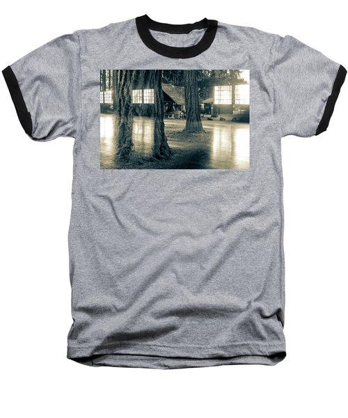 Between Places I I Baseball T-Shirt