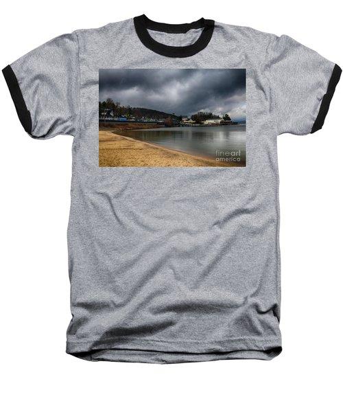 Between Raindrops Baseball T-Shirt