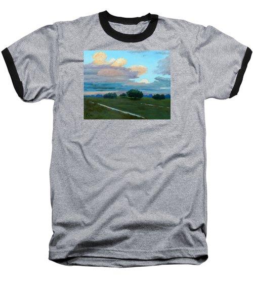 Between Rains Baseball T-Shirt