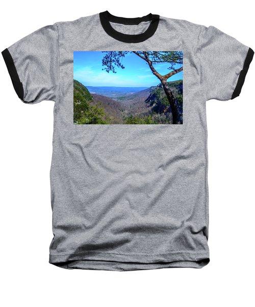 Between The Cliffs Baseball T-Shirt