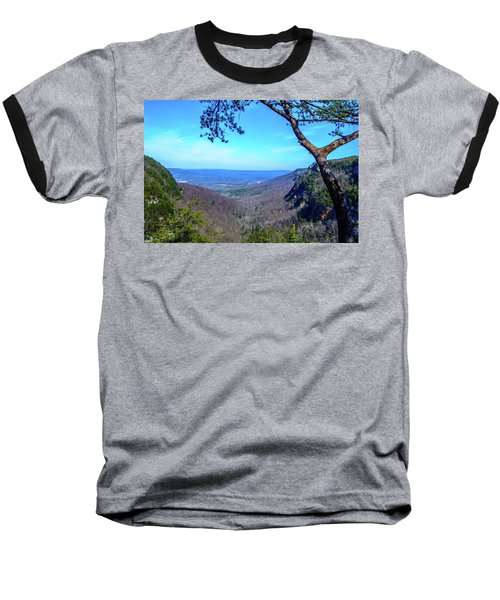 Between The Cliffs Baseball T-Shirt