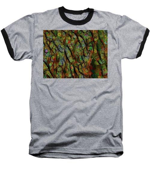 Between The Lines Baseball T-Shirt