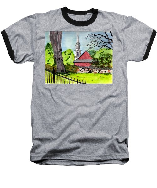 Beverly First Baptist Church Baseball T-Shirt
