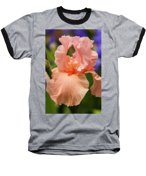 Beverly Sills Iris, 2 Baseball T-Shirt