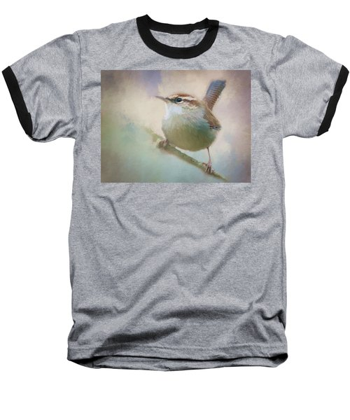 Bewicks Wren - 365-131 Baseball T-Shirt