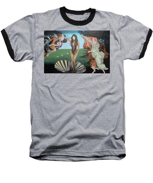 Beyonce - The Birth Of Venus Baseball T-Shirt by Angelo Thomas