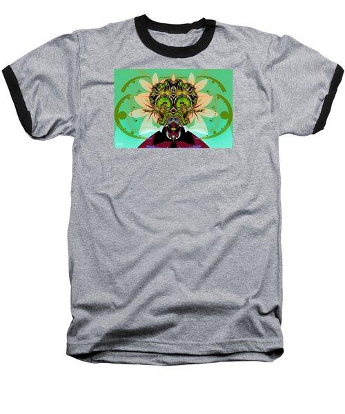 Ackrack - Interplanetary Baseball T-Shirt by Jim Pavelle