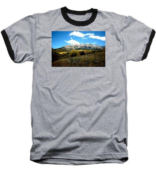 Beyond The Fence Baseball T-Shirt