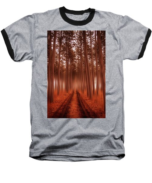 Beyond The Forest Baseball T-Shirt