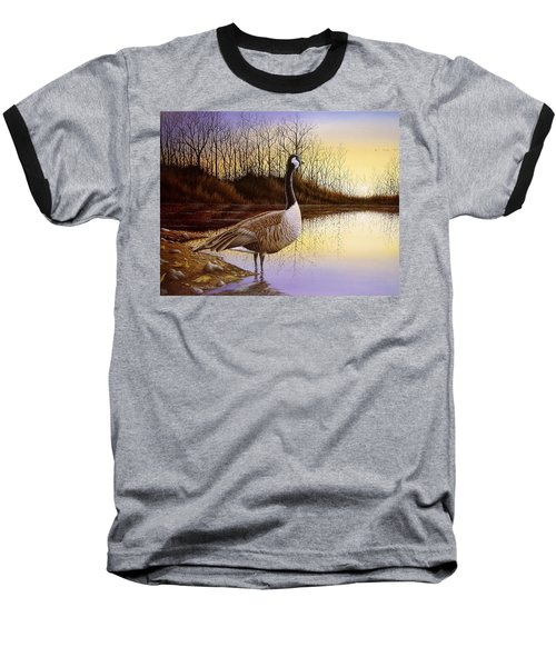 Beyond The Horizon Baseball T-Shirt