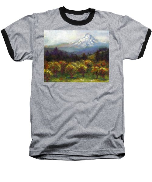 Beyond The Orchards Baseball T-Shirt