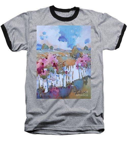 Beyond The Picket Fence Baseball T-Shirt