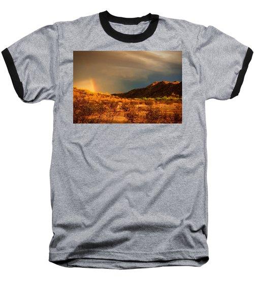 Beyond The Rainbow Baseball T-Shirt