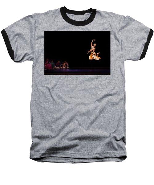 Bharatanatyam Baseball T-Shirt