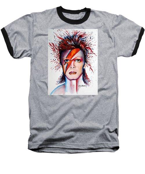 Bi Bi Bowie Baseball T-Shirt